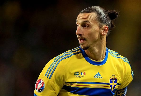 Play-off against Denmark presents Zlatan Ibrahimovic with chance to guide Sweden to the big time, maybe for one last time