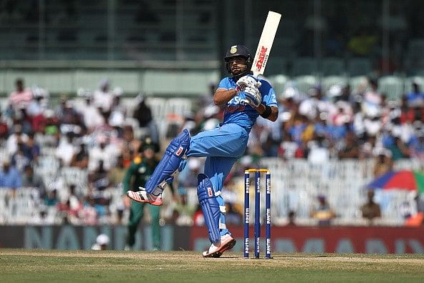 A look at Virat Kohli's meteoric rise to the top