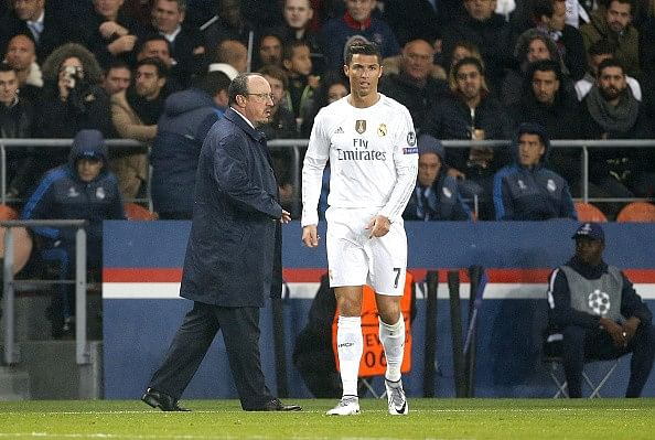 Perez to sell Ronaldo and sack Benitez next summer, according to La Liga pundit Guillem Balague