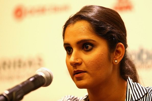 Sania Mirza opens up about the bias faced by women all over the world