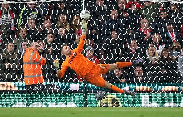 Stats: Who is the best shot stopper in the Premier League so far?