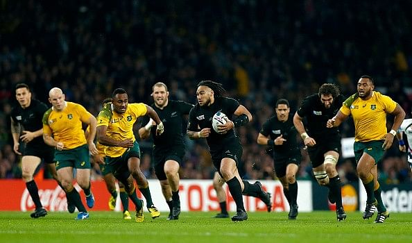 2015 Rugby World Cup: Best moments from the tournament