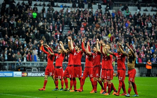 UEFA Champions League round-up: Bayern Munich rip Arsenal apart, Barcelona Chelsea notch wins