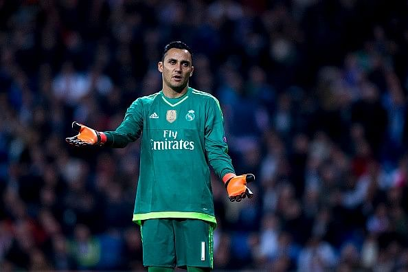 Keylor Navas admits Real Madrid players hurting after Clasico humiliation