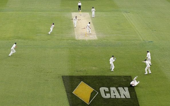 Best Images from Australia New Zealand 1st Test Day 2