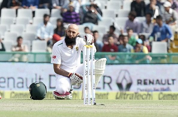 We could have applied ourselves better, says Hashim Amla