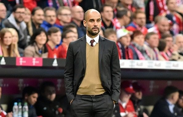 Reports: Pep Guardiola ready to quit Bayern Munich for Manchester City job