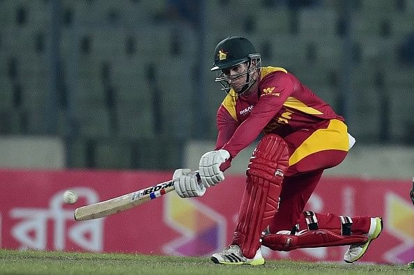 Zimbabwe beat Bangladesh in the second and final T20I to level the series 1-1