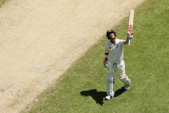 Best Images from Australia vs New Zealand Day 2