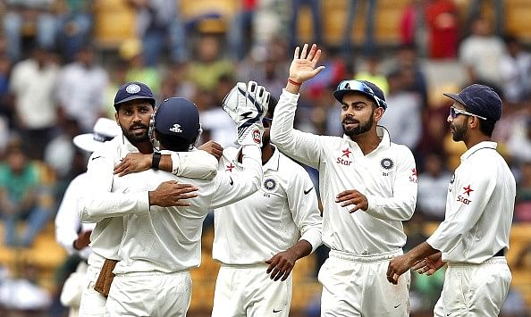 Stats: India vs South Africa, 3rd Test, Day 3 - India end South Africa's nine-year-old record