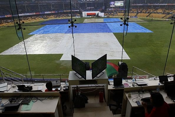 Second Test between India and South Africa called off