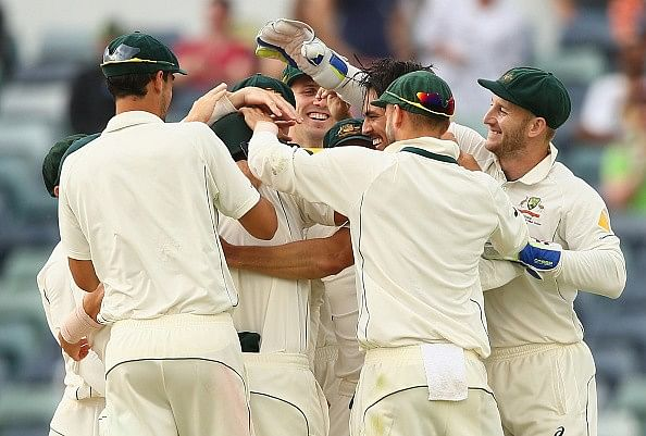 Australia add three players to squad for historic day/night Test