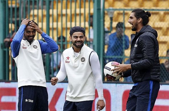 India set to spoil South Africa's perfect overseas Test record
