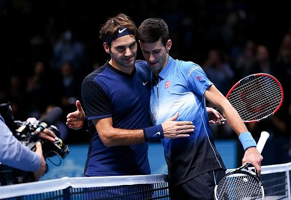 Roger Federer denies mind games in towel controversy during win against Djokovic
