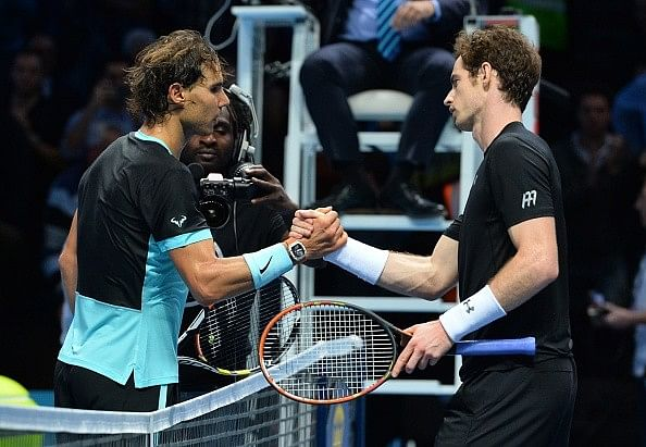 Rafael Nadal is a tournament favourite, says Andy Murray