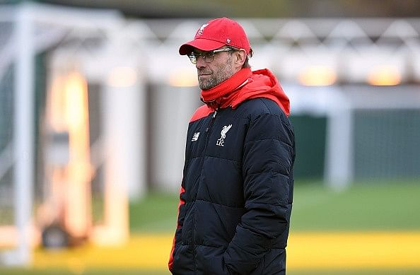 Jurgen Klopp issues warning to Liverpool players ahead of January transfer window