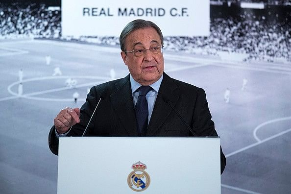 Reports: Real Madrid set to be handed two window transfer ban by FIFA