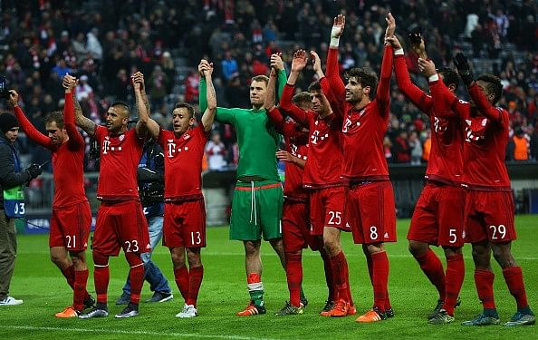 Bayern Munich celebrates victory and greets India through a Facebook post in Hindi!
