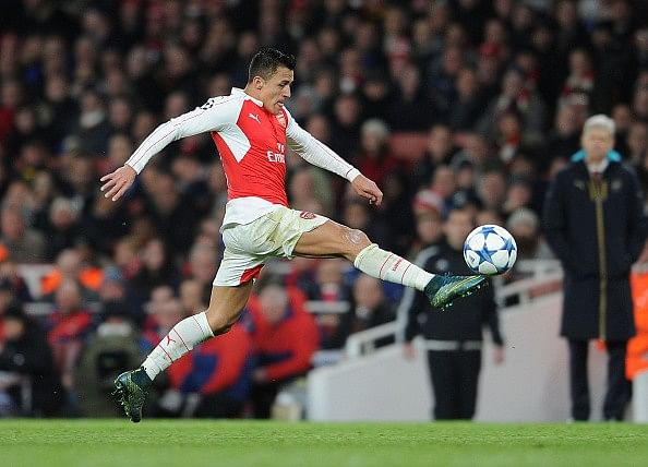 Arsene Wenger says Alexis Sanchez is 'fitter without rest'