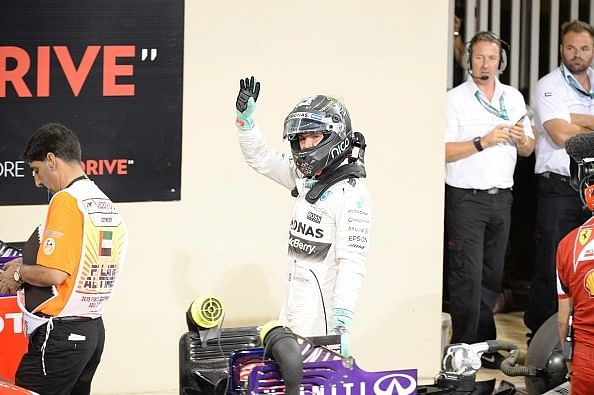 2015 Abu Dhabi Grand Prix: Qualifying results