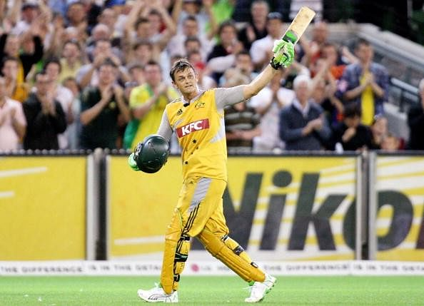 Adam Gilchrist explains why he is missing from the All-Stars action