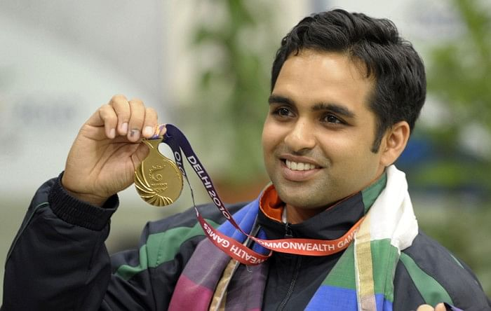 Shooter Omkar Singh hopes to bring Olympic glory for India