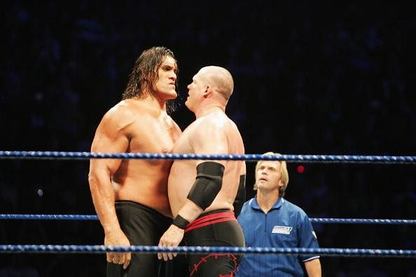 The Great Khali discusses his time in WWE and more