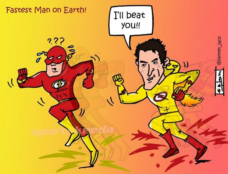 Fastest Man on Earth - Mitchell Starc