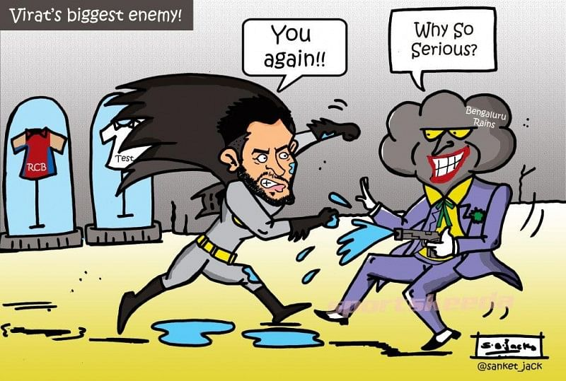 Virat's biggest enemy