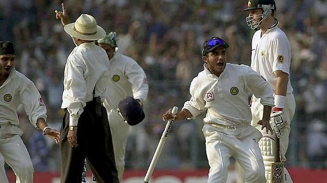 India vs Australia, 2nd Test at Kolkata in 2001: The Greatest Test Match Ever Played