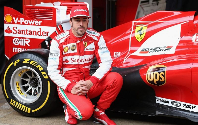 #NoMatterWhat - Top 5 Ferrari drivers of all time