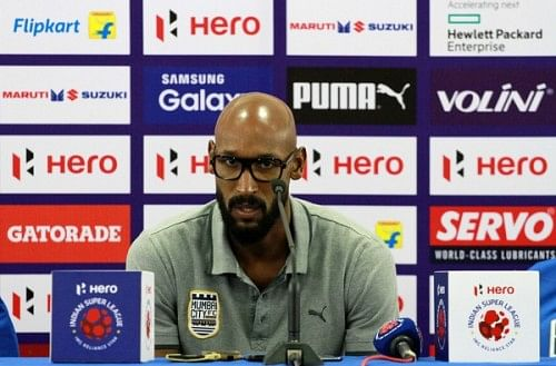Mumbai City FC have been better when I haven't played, claims Nicolas Anelka