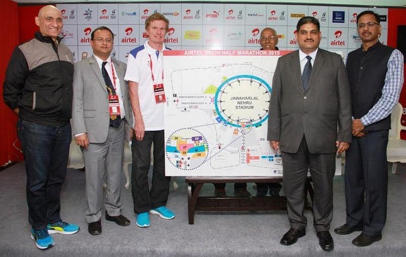 Procam International announces detailed arrangements for Airtel Delhi Half Marathon 2015