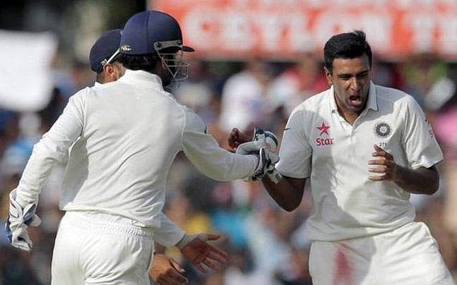 Stats: Ravichandran Ashwin becomes highest Test wicket taker of 2015