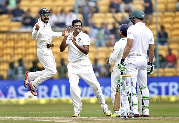 Ravichandran Ashwin climbs to career-high second spot in ICC Test bowlers rankings