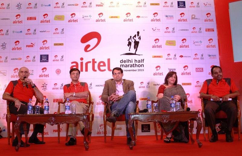 34,000 runners to participate in Airtel Delhi Half Marathon 2015