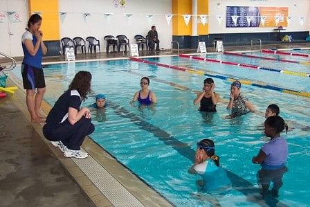 Championing 'The Australian Way' of swim teaching and water safety in India