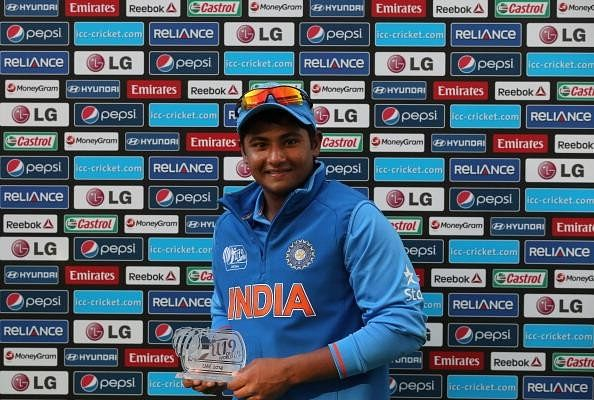India U-19 chase down target within 14 overs in 50-over tri-series final, Sarfaraz Khan seals WC spot