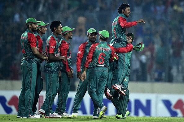 Bangladesh complete series whitewash over Zimbabwe after controversial Mahmudullah incident