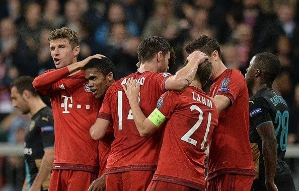 Bayern Munich 5-1 Arsenal: 5 Talking Points