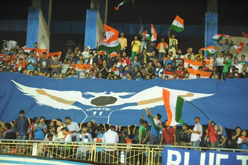 Sunil Chhetri hopes fans come out in numbers to support India against Guam in Bengaluru
