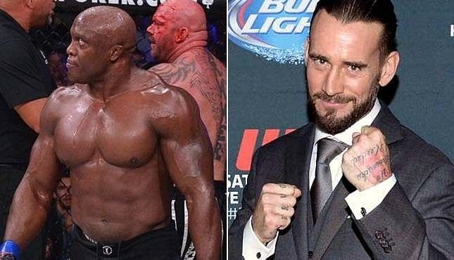 Bobby Lashley advices CM Punk on his MMA debut