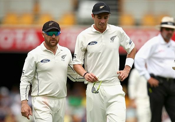 Brendon McCullum hopeful Tim Southee features in the second Test against Australia