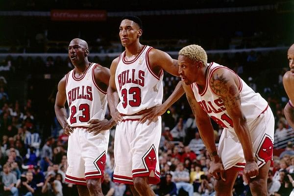 The top 5 trios of the past 3 decades in the NBA(Video)