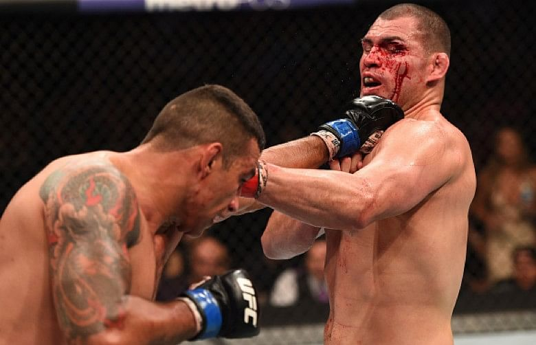Exclusive: Cain Velasquez talks about beating Werdum in his home country