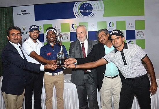 The 8th edition of the CG Open to host 120 golfers