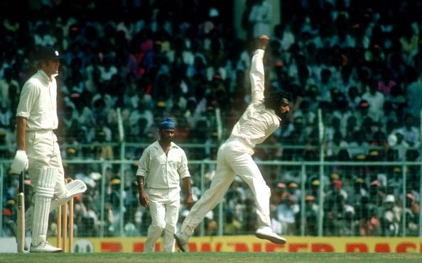 5 occasions when Indian spinners took 19 or more wickets in a Test