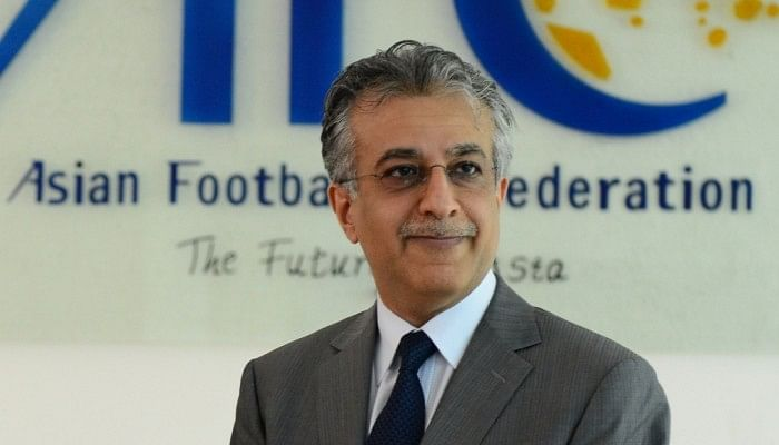 FIFA U-17 World Cup- AFC President Sheikh Salman: Asia talks about India's potential in football