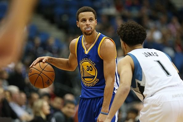 Why Stephen Curry is one of NBA's greatest offensive forces: Part I