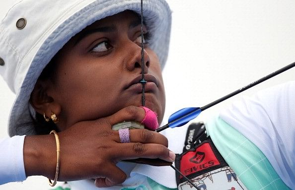 Deepika Kumari and Jayanta Talukdar win Bronze medal at the Asian Archery Championships